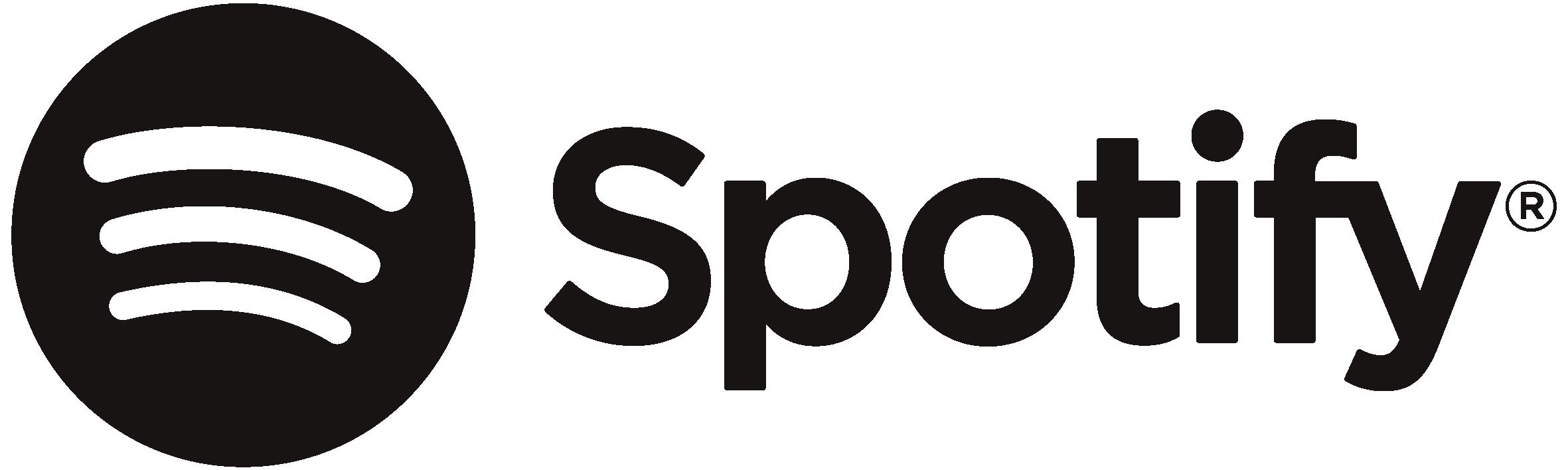 Spotify Logo RGB Black